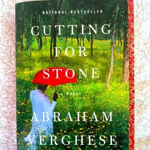 Cutting for Stone, Bestseller - Abraham Verghese